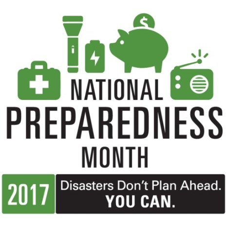 SeptPreparednessMonth2017