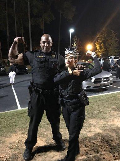 buff cops
